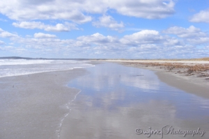 My favourite Canadian beach - Martinique - can be found on the Eastern Shore of Nova Scotia. ©Wanda Quinn 2010